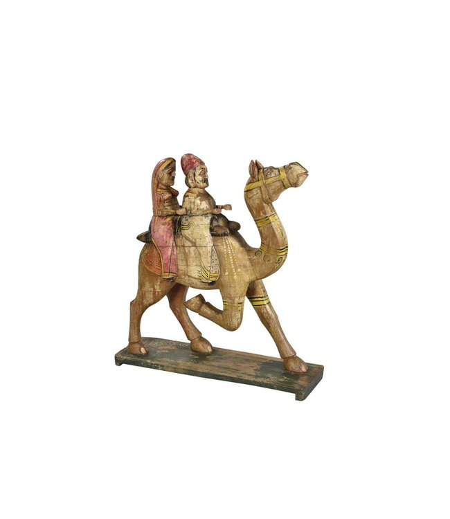 India - Handicrafts Travelling Camel