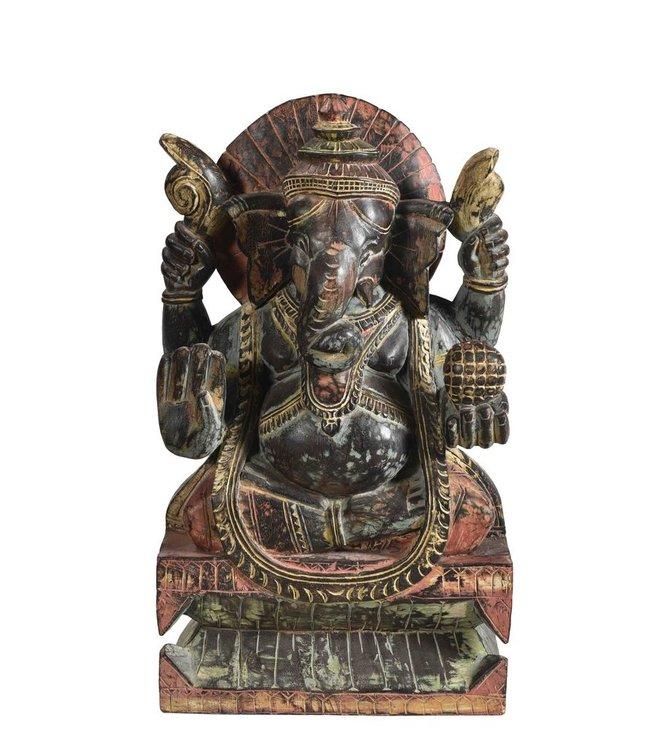 India - Handicrafts Original Ganesh Statue