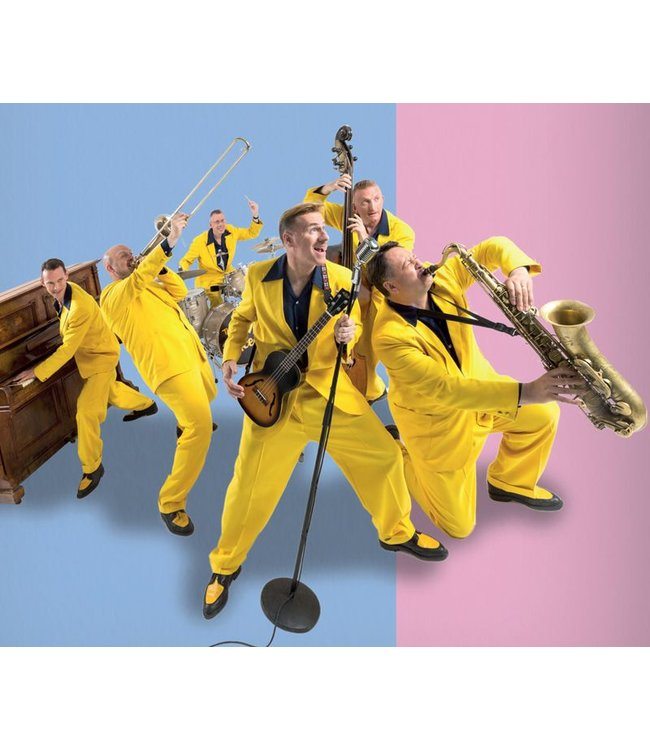 Tickets for Events Jive Aces <br>Friday 8th September</br>