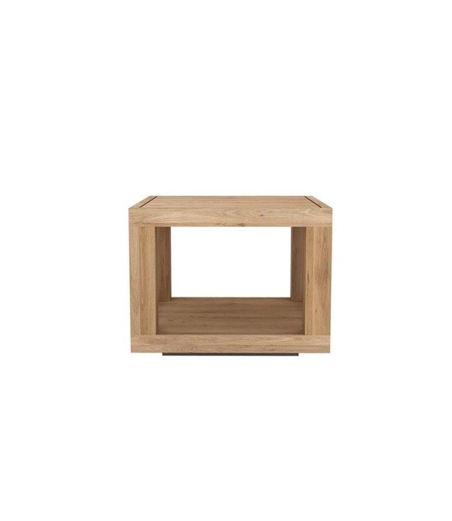 Oak Duplex side table