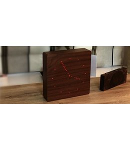 Level 2 Accessories etc Analogue Walnut Click Clock