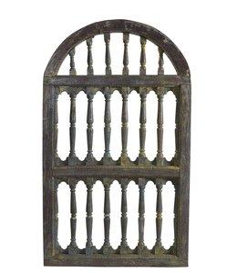 India - Old Furniture Old Jali Gate