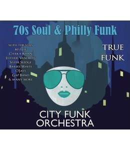 Tickets for Events City Funk Orchestra <br>Friday 8th December </br>