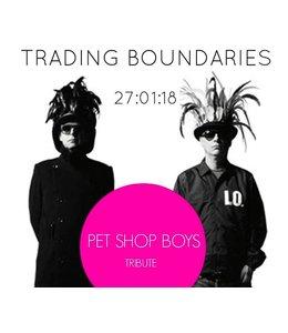 Pet Shop Boys Tribute <br>Saturday 27th January</br>