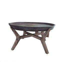 Vietnamese Concrete Tonga Coffee Table