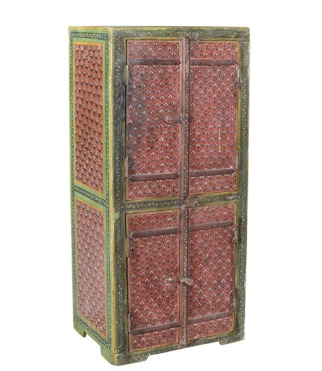 India - Old Furniture Original Indian Almirah