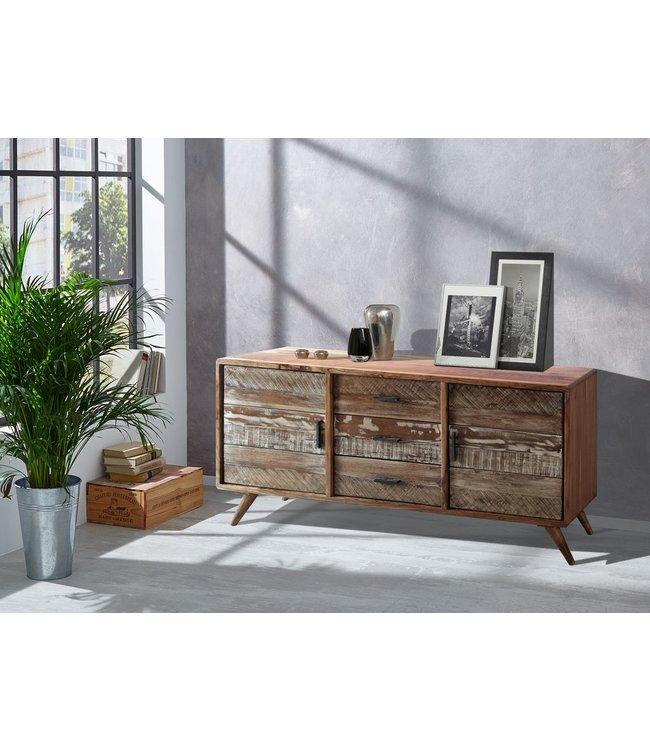 India - Reproduction Furniture Zen Acacia Sideboard