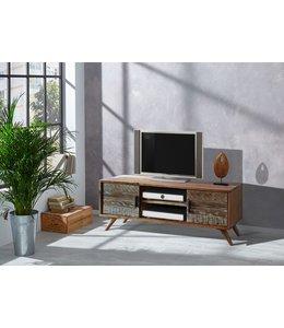 India - Reproduction Furniture Zen Acacia TV Cabinet