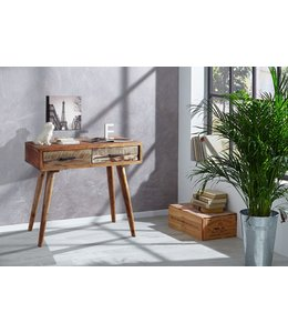 India - Reproduction Furniture Zen Acacia  Console