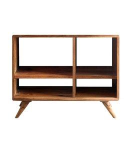 India - Reproduction Furniture Zen Acacia Open Rack