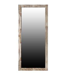 India - Reproduction Furniture Zen Acacia Standing Mirror