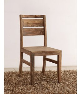 India - Reproduction Furniture Zen Acacia Dining Chair