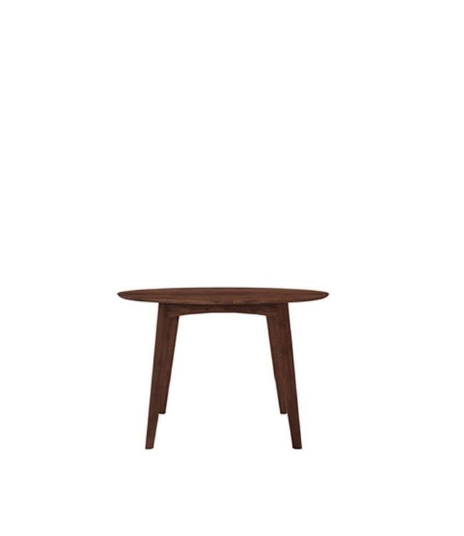 Walnut Osso dining table 120cm