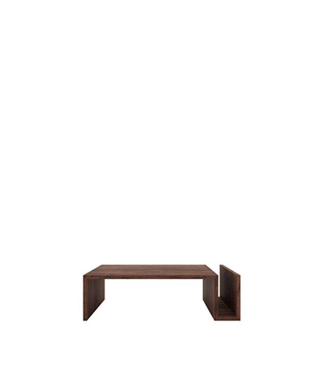 Walnut Naomi coffee table