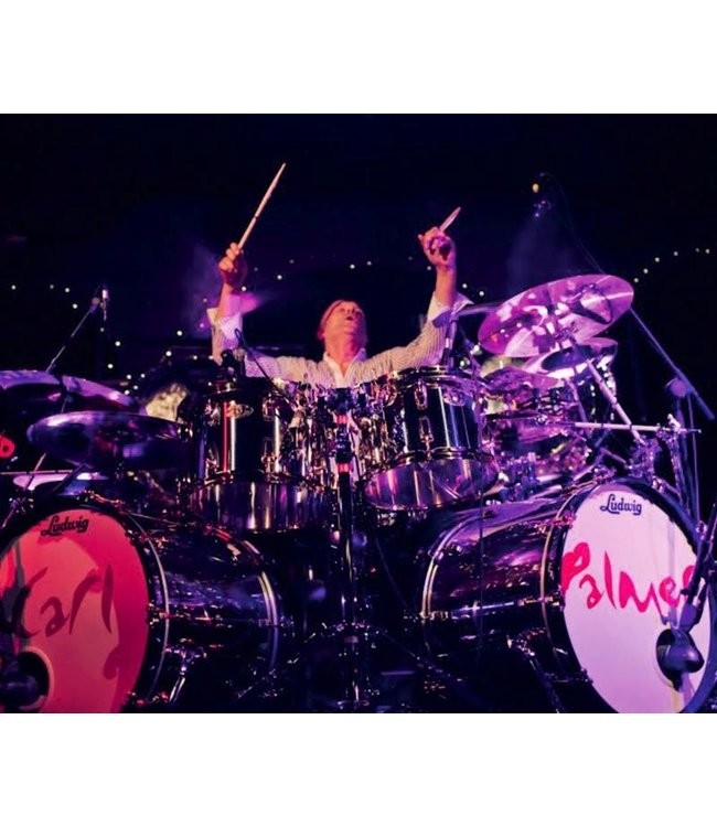 Tickets for Events Carl Palmer <br> Friday 1st December 2017 </br>