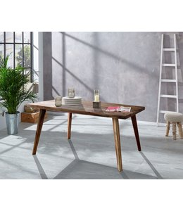 India - Reproduction Furniture Zen Acacia Dining Table