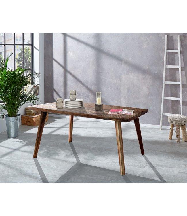 India - Reproduction Furniture Zen Acacia Dining Table