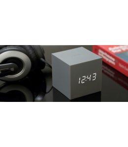 Level 2 Accessories etc Gravity Cube Grey Click Clock