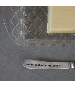 Level 2 Accessories etc Butter Knife - You're butterly brilliant!