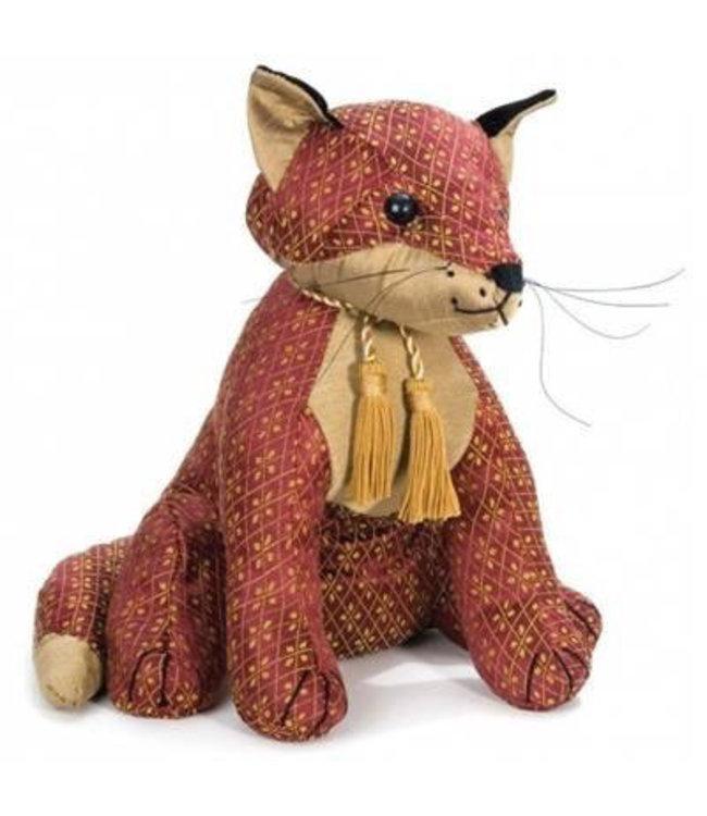 Rufus Fox Doorstop