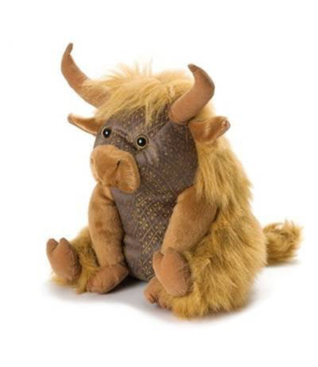 Angus - Highland Cow Doorstop