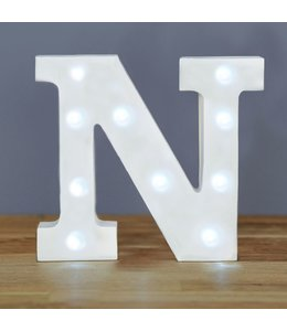 Level 2 Accessories etc Up in Lights Letter N