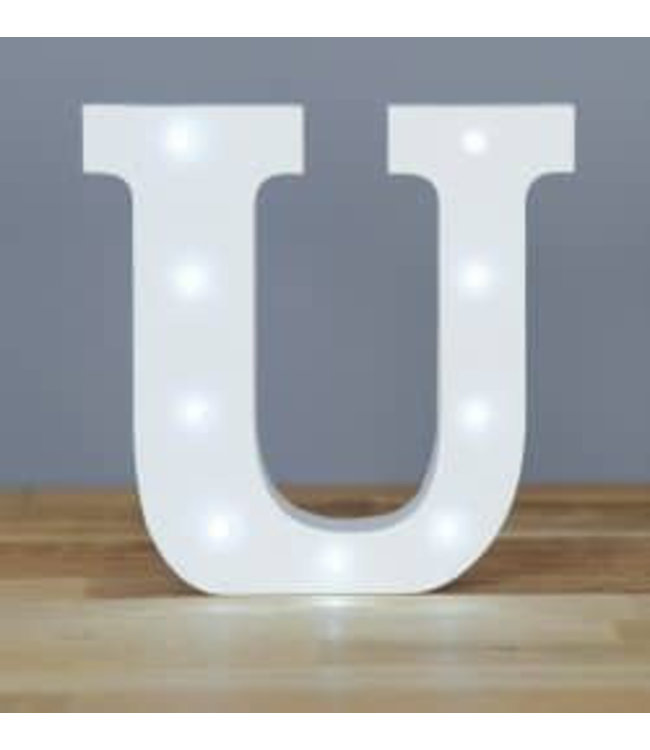 Level 2 Accessories etc Alphabet Letter U