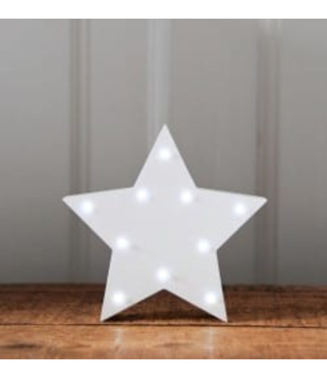 Level 2 Accessories etc White Star