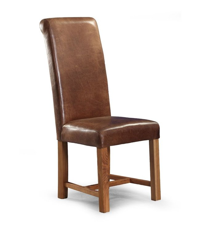 Worth Furnishing Country Roll Top Dining Chair