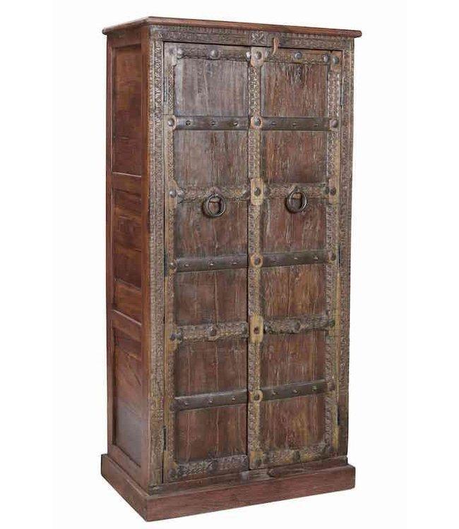 India - Old Furniture Teak Cupboard
