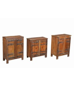 India - Old Furniture Small Indian Cabinet