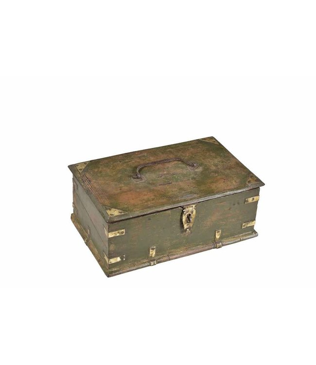India - Old Furniture Wooden Box