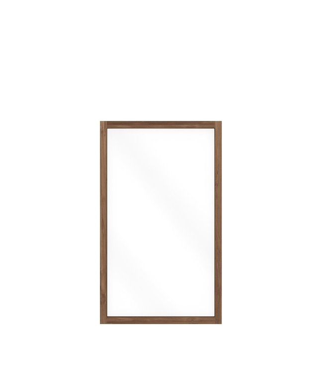 Ethnicraft Teak Teak Light Frame mirror