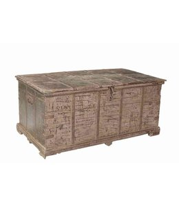 Old Indian Chest