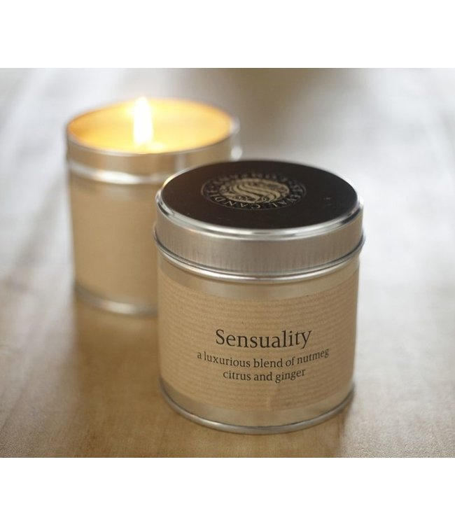 Level 2 Accessories etc Sensuality Scented Tin Candle
