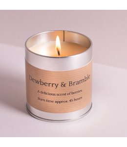Level 2 Accessories etc Dewberry & Bramble  Scented Candle Tin