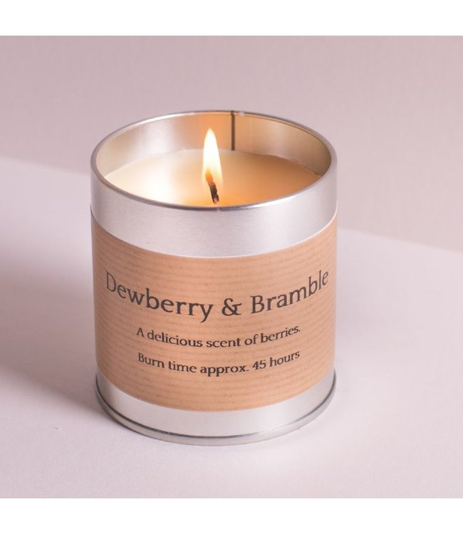 Dewberry & Bramble  Scented Candle Tin