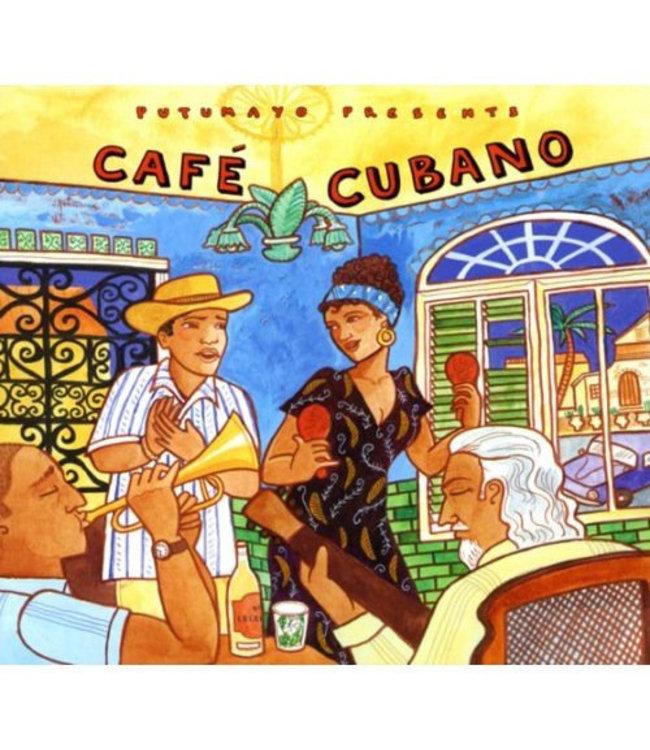 Café Cubano CD