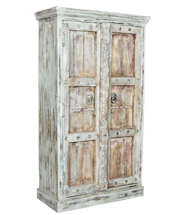 India - Old Furniture Old Door Almirah