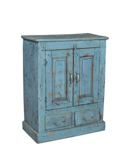 India - Old Furniture Beautiful Old Indian Cabinet