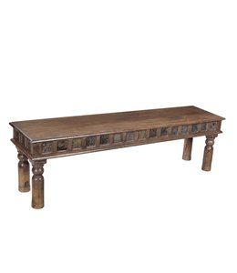 India - Old Furniture Wooden Bench