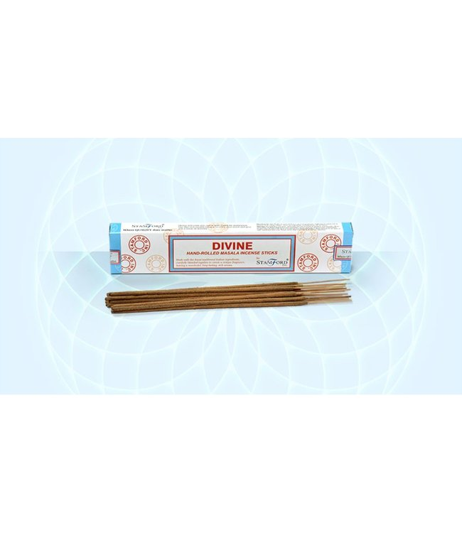 Level 1 Accessories etc Nag Champa Incense Divine