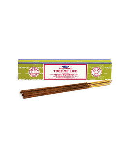 Level 1 Accessories etc Nag Champa Incense - Tree of Life