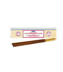 Nag Champa Incense - Californian White Sage