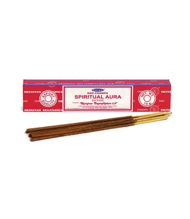 Level 1 Accessories etc Nag Champa Incense - Spritual Aura Incense