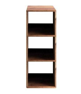 India - Reproduction Furniture Zen Three Column Shelving Unit