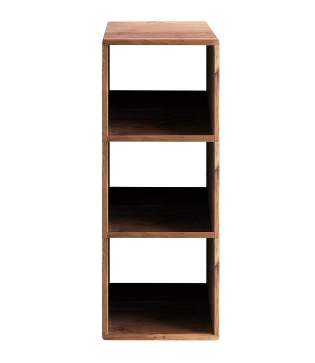 Zen Three Column Shelving Unit