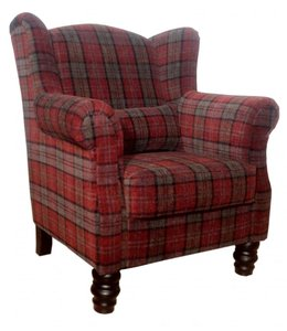 Furniture - UK & Euro William Arcmchair