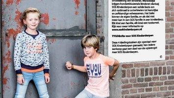 TYGO&vito in samenwerking met SOS kinderdorpen