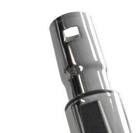 Fixapart Stofzuiger Buis 35 mm Zilver
